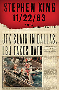 11/22/63 by Stephen King (2011): 5/5 stars