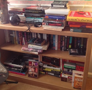 A look at my bookshelf