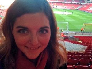 Anfield selfie!
