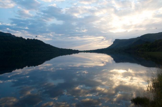 The most perfect sunset in Sligo