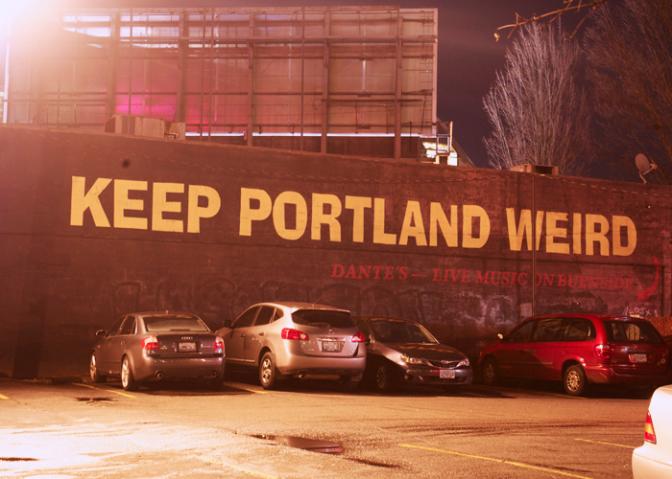 Portland: 22-24 January